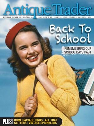 Antique Trader Magazine   9/23/2020 Cover