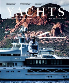 Yachts International   7/2020 Cover