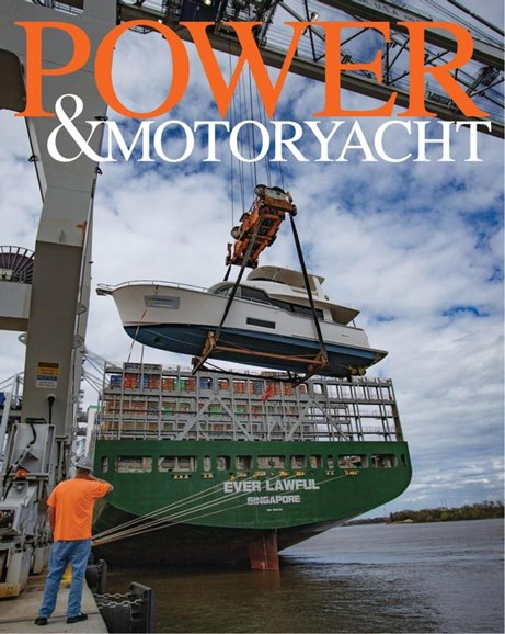 Power & Motoryacht Cover - 10/1/2020