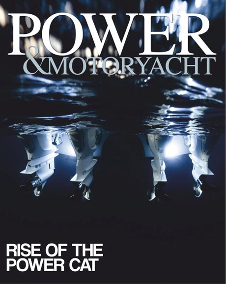 Power & Motoryacht Cover - 9/1/2020