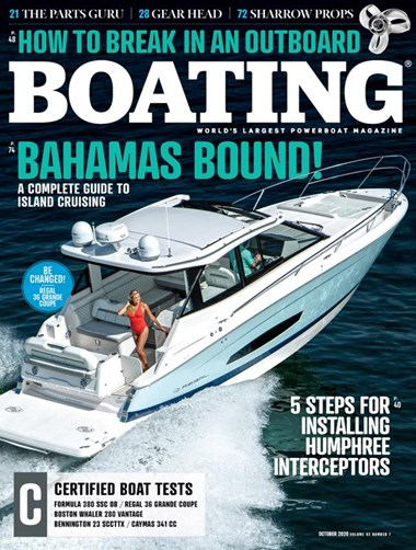 Boating | 10/2020 Cover