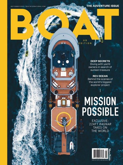 Boat International Cover - 10/1/2020