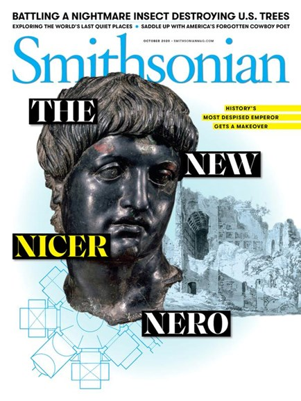 Smithsonian Cover - 10/1/2020