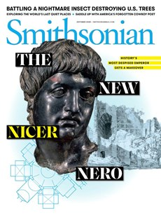 Smithsonian   10/2020 Cover