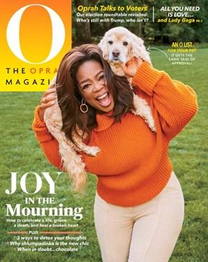 O The Oprah Magazine | 10/1/2020 Cover