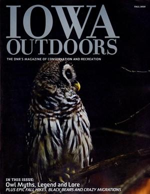 Iowa Outdoors Magazine | 9/2020 Cover