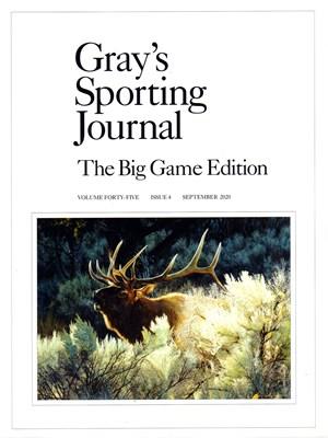 Gray's Sporting Journal Magazine | 9/2020 Cover