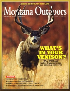 Montana Outdoors | 9/2020 Cover