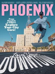 Phoenix Magazine | 9/2020 Cover