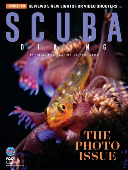 Scuba Diving | 9/2020 Cover
