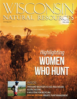 Wisconsin Natural Resources Magazine | 9/2020 Cover