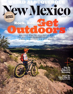 New Mexico | 8/2020 Cover