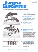 American Gunsmith | 8/2020 Cover