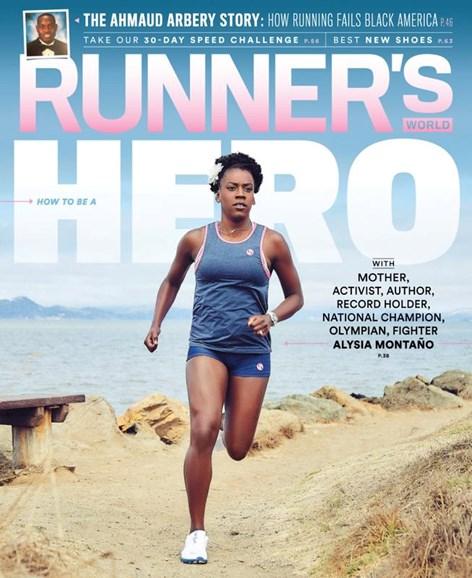 Runner's World Cover - 9/1/2020
