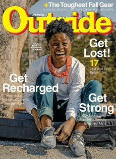 Outside | 9/2020 Cover