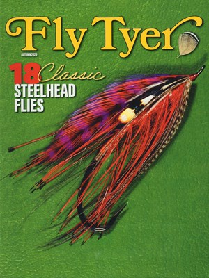 Fly Tyer Magazine | 9/2020 Cover