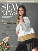 Sew News | 10/2020 Cover
