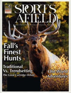 Sports Afield | 9/2020 Cover