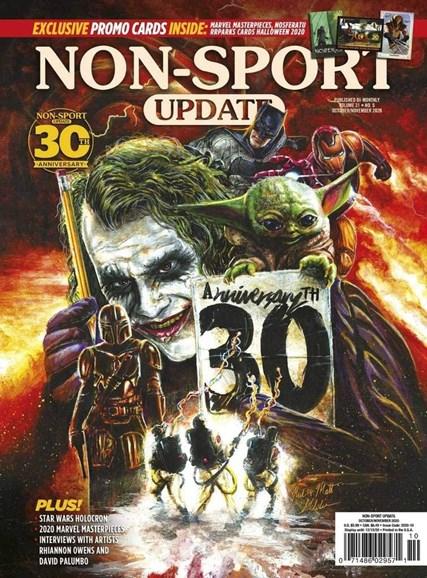 Non-Sport Update Cover - 10/1/2020