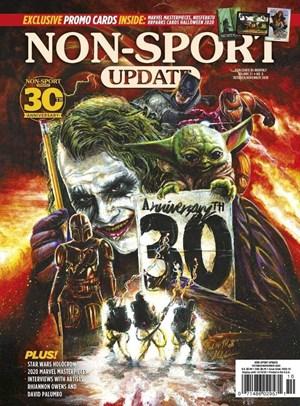 Non-Sport Update | 10/2020 Cover