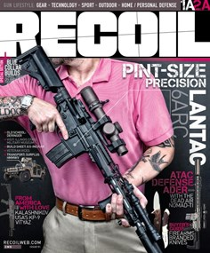 Recoil | 11/2020 Cover