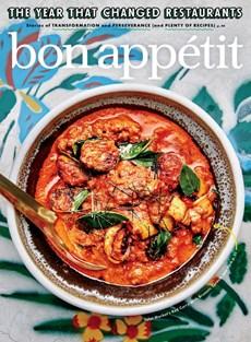 Bon Appétit | 10/2020 Cover