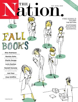The Nation Magazine | 10/19/2020 Cover