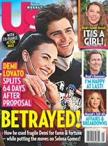 Us Weekly | 10/2020 Cover