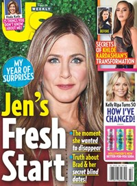 Us Weekly Magazine | 10/19/2020 Cover