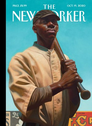 The New Yorker | 10/19/2020 Cover