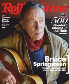 Rolling Stone | 10/2020 Cover