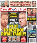 Globe | 10/2020 Cover