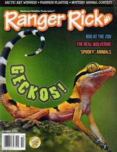 Ranger Rick | 10/2020 Cover