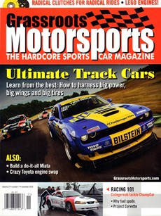 Grassroots Motorsports | 11/2020 Cover
