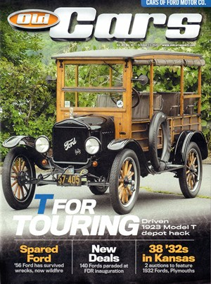 Old Cars Weekly Magazine | 10/15/2020 Cover