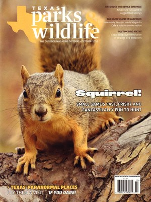 Texas Parks & Wildlife Magazine | 10/2020 Cover