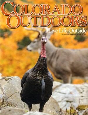 Colorado Outdoors Magazine   9/2020 Cover