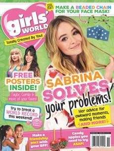 Girls' World | 11/2020 Cover