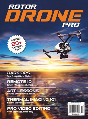 Rotor Drone | 10/2020 Cover