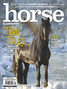 Horse Illustrated | 8/2020 Cover