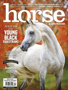 Horse Illustrated | 10/2020 Cover