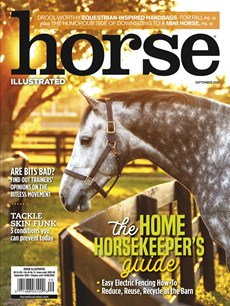 Horse Illustrated | 9/2020 Cover
