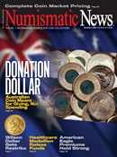 Numismatic News | 11/2020 Cover