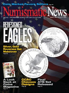 Numismatic News | 10/2020 Cover