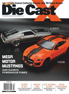 Diecast X | 12/2020 Cover
