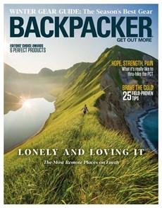 Backpacker | 11/2020 Cover