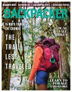 Backpacker | 9/2020 Cover