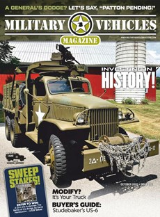 Military Vehicles | 10/2020 Cover