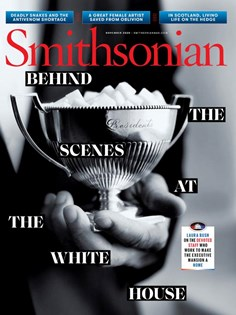 Smithsonian   11/2020 Cover