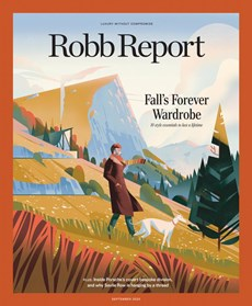 Robb Report | 9/2020 Cover